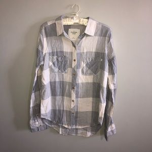 Abercrombie and Fitch Flannel!